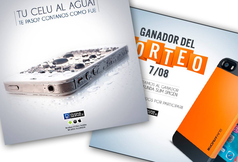 Phone Service | Agencia Marketing Digital